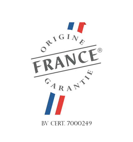FRENCH ORIGIN GUARANTEED AT OVER 80%
